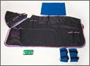 HIDREX MF 410 VET Pulsierende Magnetfeldtherapie für Pferde